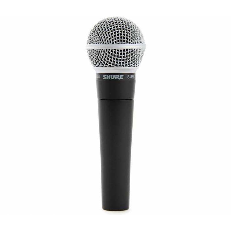 Shure SM58-LCE Vokal Mikrofonu
