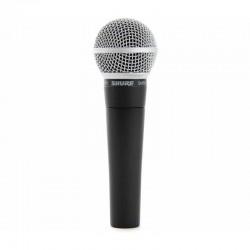 Shure SM58-LCE Vokal Mikrofonu - Thumbnail