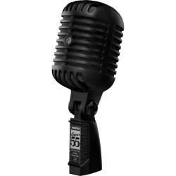Shure - Shure Super 55 Lüks Nostalji Canlı Performans Mikrofonu ( Siyah Edition )