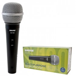 Shure SV100 Çok Amaçlı El Mikrofonu - Thumbnail