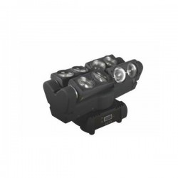 Sidera - Sidera Sdr-140 Led Moving Head Light