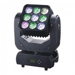 Sidera - Sidera Sdr -396 Matrix Moving Head Işık