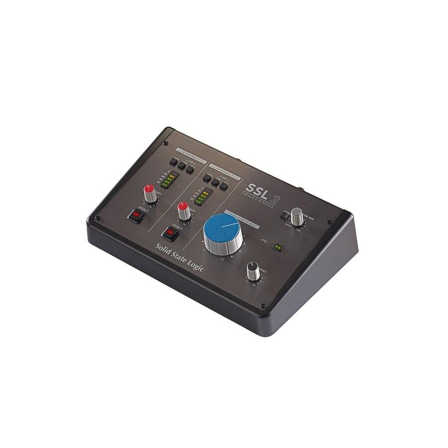 Solid State Logic SSL 2 2x2 Ses Kartı