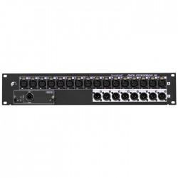 Soundcraft - Soundcraft Mini Stage Box 16 16 Kanal Rack Tipi Mikser