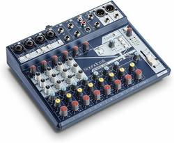Soundking - Soundcraft Notepad 12FX 12 Kanal Effektli Analog USB Mixer