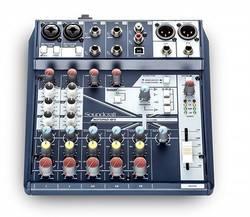 Soundcraft - Soundcraft Notepad 8FX 8 Kanal Efektli Analog USB Mikser