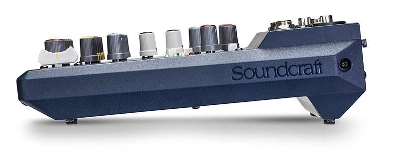 Soundcraft Notepad 8FX 8 Kanal Efektli Analog USB Mikser
