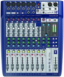 Soundcraft - Soundcraft Signature 10 10 Kanal Efektli Analog Mixer