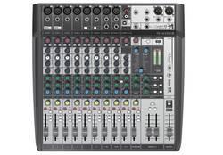 Soundcraft - Soundcraft Signature 12 MTK 12 Efektli Kanal Multi-Track Mixer