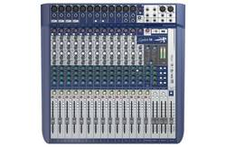 Soundcraft - Soundcraft Signature 16 16 Kanal Efektli Analog Mixer