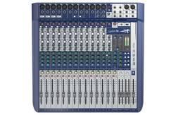 Soundcraft - Soundcraft Signature 16 16 Kanal Efektli Analog Mixer