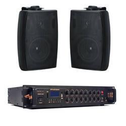 SSP - SSP Giriş Seviye Cafe-Mağaza Ses Sistemi (Sütun Hoparlörü)