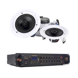 SSP - SSP Giriş Seviye Cafe-Mağaza Ses Sistemi (Tavan Hoparlörü)