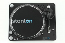Stanton - Stanton T.62 Direct Drive Turntable