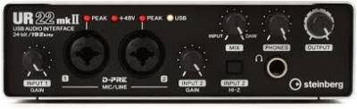 STEINBERG UR 22 MK2 USB Ses Kartı
