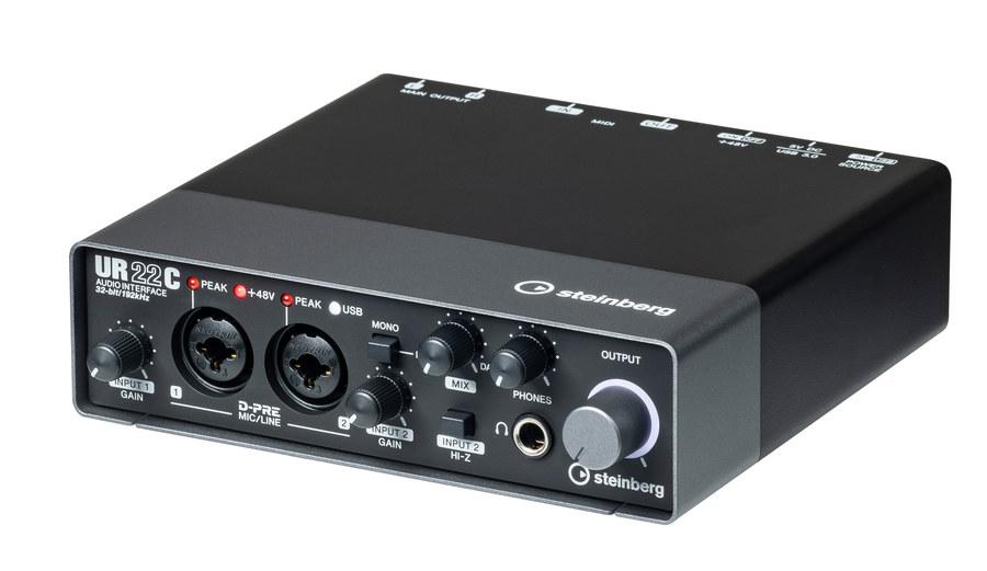 STEINBERG UR22C USB C Ses Kartı