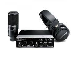 Steinberg - Steinberg UR22 MKII Recording Pack