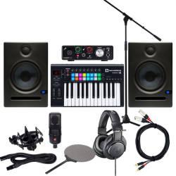 InfoMusic Stüdyo Paketleri - Stüdyo Kayıt ve Prodüksyon Full Paket