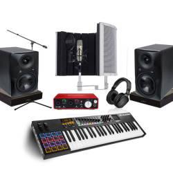 InfoMusic Stüdyo Paketleri - Geniş Kapsamlı Aranje ve Prodüksyon Stüdyo Paketi