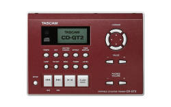 Tascam - TASCAM CD-GT2 - Portable CD Guitar Trainer (OUTLET)