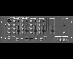 "Tascam - Tascam X-15 19"" Rackmount DJ Mixer (OUTLET)"
