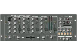 Tascam - Tascam X17 4 Channel 19 DJ Mixer W/Balanced Outs (OUTLET)