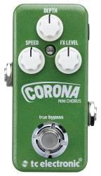 Tc Electronic - Tc Electronic Corona Mini Chorus Pedal