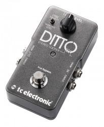 Tc Electronic - TC ELECTRONIC Ditto Stereo Looper - Mini Stereo Looper