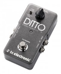 Tc Electronic - TC ELECTRONIC Ditto Stereo Looper - Mini Stereo Looper