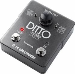 Tc Electronic - TC ELECTRONIC Ditto X2 Looper - Gelişmiş Looper