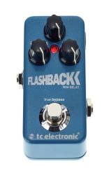 Tc Electronic - Tc Electronic Flashback Mini Delay Pedal