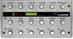 Tc Electronic - TC ELECTRONIC G-System - Gitar Multi Efekt + Pedal Kontrol Ünitesi