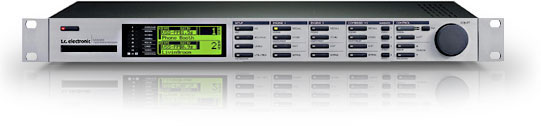 TC ELECTRONIC M3000 - Stüdyo Reverb Prosesör