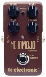 Tc Electronic - Tc Electronic MojoMojo Overdrive Gitar Pedalı