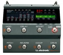 Tc Electronic - TC ELECTRONIC Nova System - Gitar Multi Efekt + Analog Distortion Pedal
