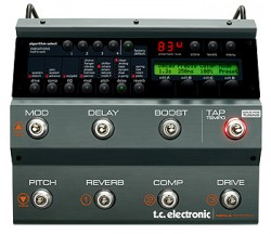Tc Electronic - TC ELECTRONIC Nova System - Gitar Multi Efekt + Analog Distortion Pedal