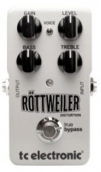 TC Electronic - TC ELECTRONIC Rottweiler - Analog Distortion
