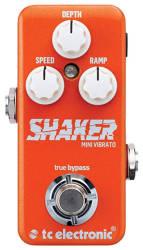 Tc Electronic - Tc Electronic Shaker Mini Vibrato Pedal