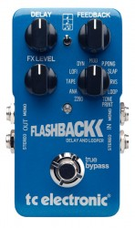 TC Electronic - TC ELECTRONIC TonePrint FlashBack Delay - TonePrint özellikli Delay pedalı
