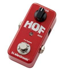 TC Electronic - TC ELECTRONIC TonePrint Hall of Fame Mini Reverb - TonePrint özellikli Mini Reverb pedalı