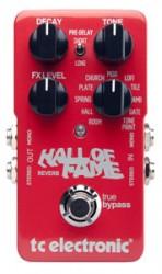 TC Electronic - TC ELECTRONIC TonePrint Hall of Fame Reverb - TonePrint özellikli Reverb pedalı