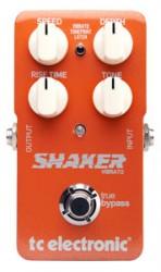TC Electronic - TC ELECTRONIC TonePrint Shaker Vibrato - TonePrint özellikli Vibrato pedalı