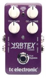 Tc Electronic - TC ELECTRONIC TonePrint Vortex Flanger - TonePrint özellikli Flanger pedalı