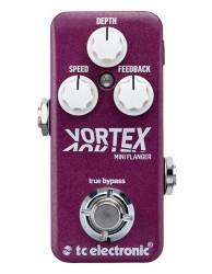 TC Electronic - TC ELECTRONIC TonePrint Vortex Mini Flanger - TonePrint özellikli Mini Flanger pedalı