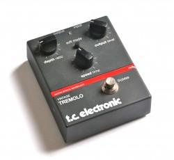 TC Electronic - TC ELECTRONIC Vintage Tremolo - Gitar Vintage Tremolo Pedal