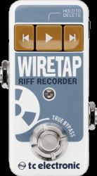 Tc Electronic - Tc Electronic WireTap Riff Kaydedici Pedal