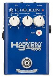 TC Helicon - TC HELICON Harmony Singer - Gitar kontrollü Harmony, Reverb ve Ton pedalı