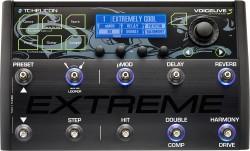 TC Helicon - TC HELICON VoiceLive III Extreme - Voice-harmony, TC Gitar/Vokal Effect, Looper