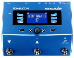 TC Helicon - TC HELICON VoiceLive Play - Voice-harmony, TC-Effect, Detone düzeltme, EQ