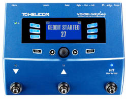 TC Helicon - TC HELICON VoiceLive Play - Voice-harmony, TC-Effect, Detone düzeltme, EQ